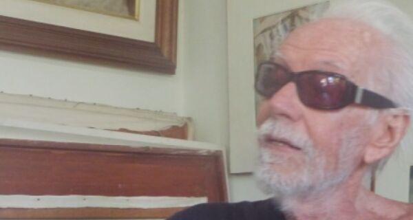 Aos 91 anos, Gerson Tavares mostra sua arte atemporal