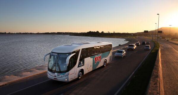 Rodoviárias da região vão receber 170 ônibus extras para feriado