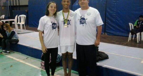 Atleta cabofriense vai disputar Mundial de Ginástica de Trampolim