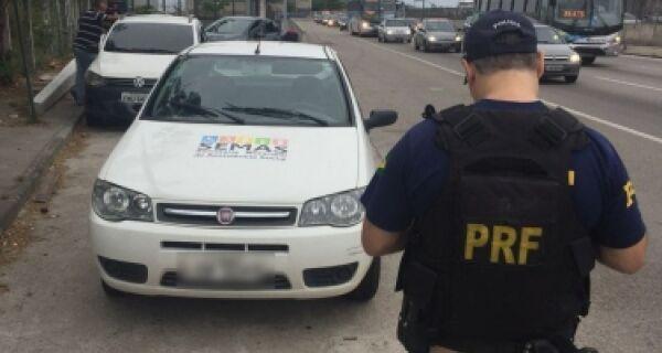 Motorista da Prefeitura de Cabo Frio é flagrado com carteira de habilitação falsa