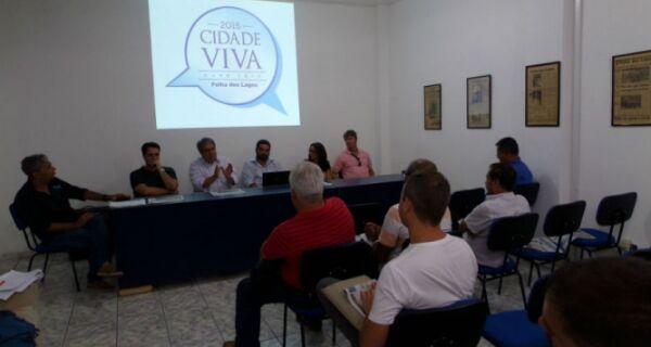 Cidade Viva discute verão 2018 em Cabo Frio