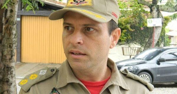 Coronel Leonardo Couri assume Comando dos Bombeiros da Baixada Litorânea