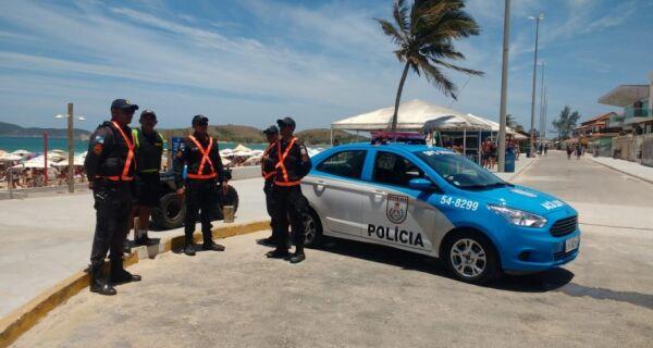 PM desmente 'fake news' sobre onda de assaltos no Peró