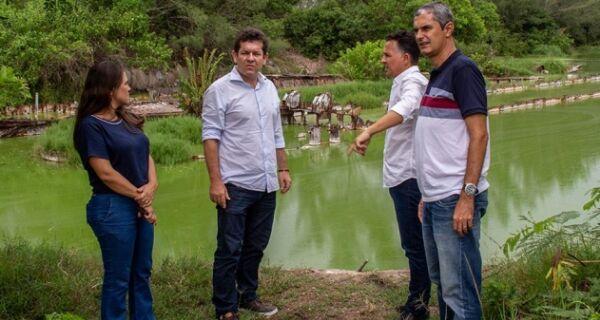 Prefeitos vão cobrar de Witzel despoluição da lagoa