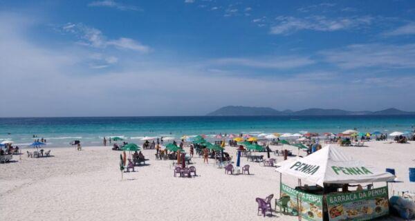 Meteorologistas preveem semana de clima instável em Cabo Frio