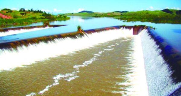 Agenersa multa Prolagos por falta de obras de recuperação da Barragem da Represa Juturnaíba