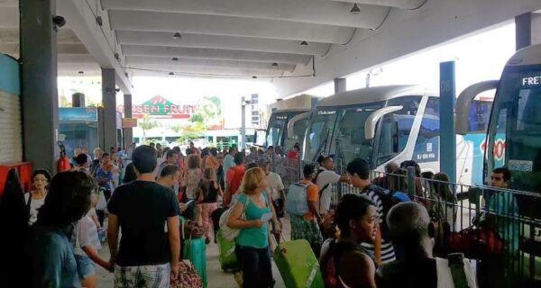 Auto Viação 1001 terá ônibus extras para Região dos Lagos neste Carnaval
