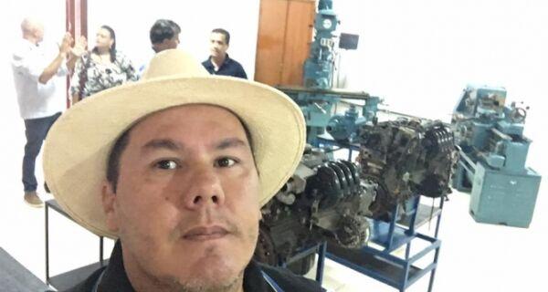 Prefeito Renatinho Vianna exonera Ronnie Plácido