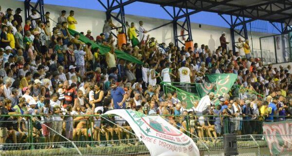 Torcida esgota ingressos para jogo decisivo da Cabofriense nesta quinta no Correão