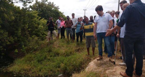 MPF realiza vistoria técnica na Laguna de Araruama