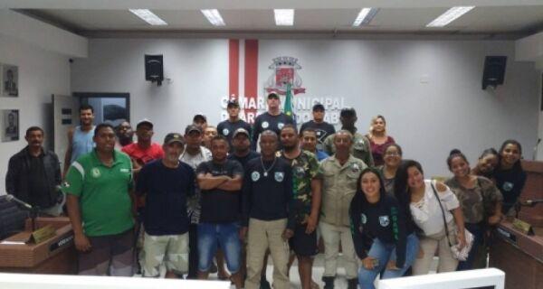 Guarda Ambiental Marítima de Arraial divulga balanço do verão