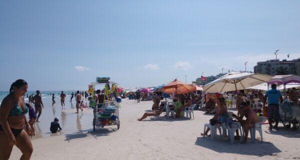 MPF aperta cobranças sobre ordenamento na Praia do Forte