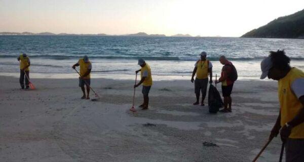 MPF vai apurar óleo derramado no mar da região