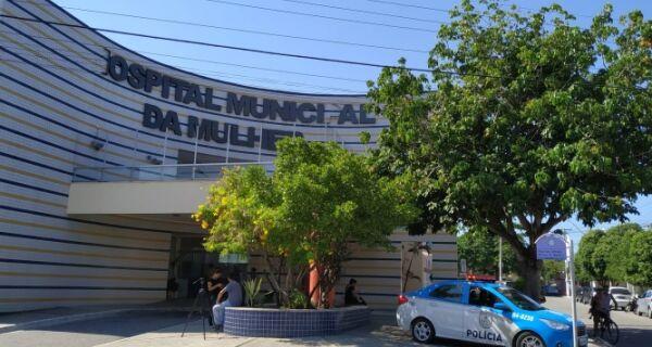 Revolta após morte no Hospital da Mulher
