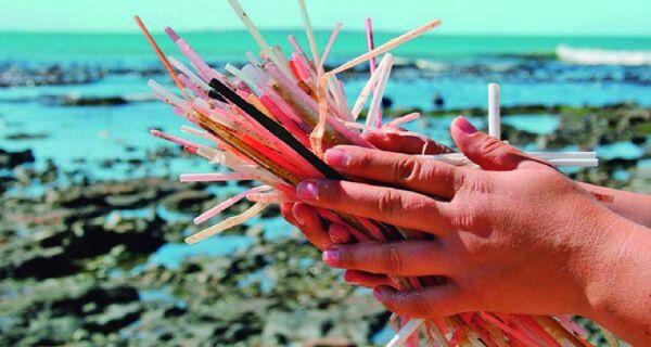 Canudos de plásticos com os dias contados em Cabo Frio