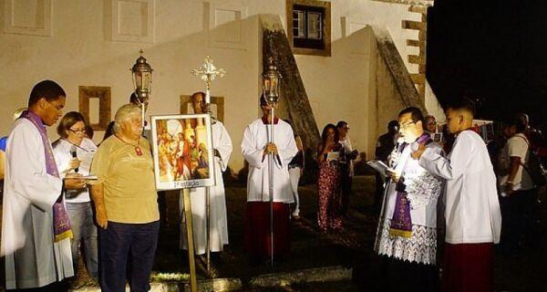 Semana Santa será celebrada com missas e procissões em Cabo Frio