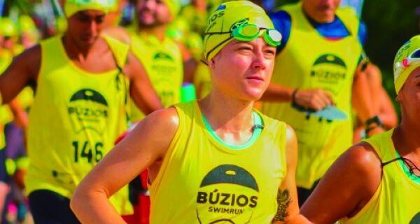 Búzios recebe Circuito Brasileiro de Swimrun