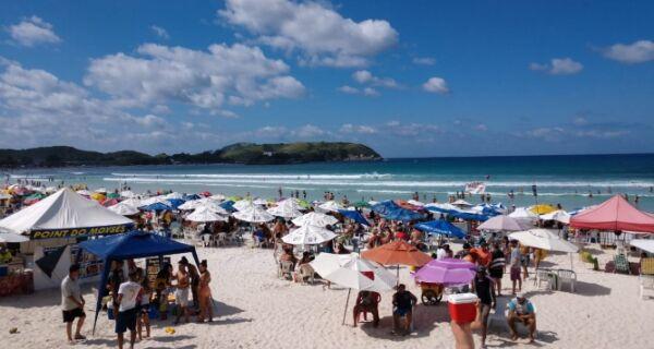 Semana Santa será de sol forte em Cabo Frio