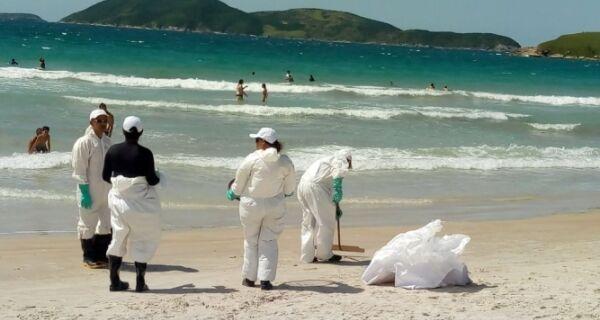Petrobras descarta risco de poluição nas praias da região após novo vazamento em plataforma