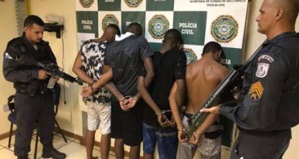 Traficante procurado pela polícia é preso durante passeio de barco em Arraial do Cabo
