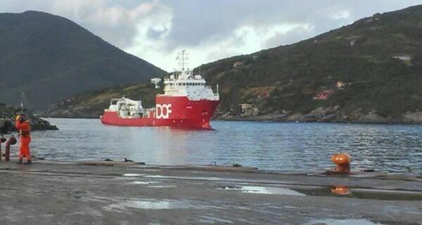 Ibama emite o desembargo do Porto do Forno