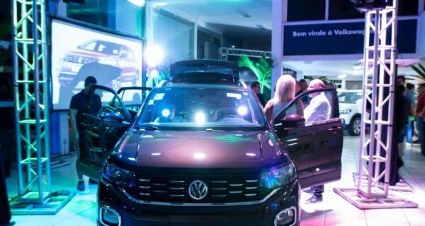 Concessionária Casal lança o T-Cross, novo carro da categoria SUV da Volkswagen