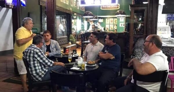 Conversa de governistas com Marquinho Mendes causa polêmica