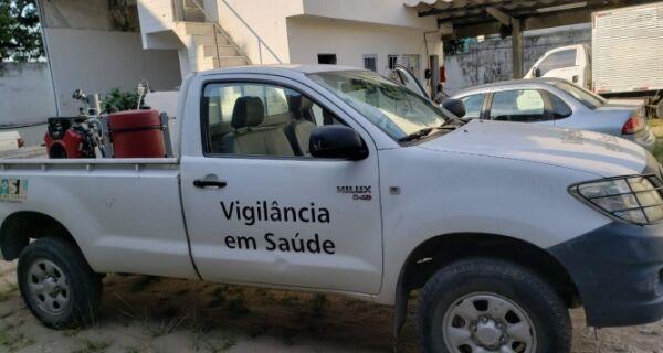 Vigilância em Saúde Ambiental de Cabo Frio recebe carro fumacê