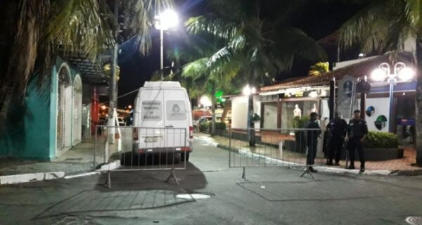 """Prefeitura e Polícia Militar realizam operação """"Balada Segura"""" no Boulevard Canal"""