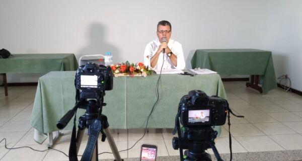 Ex-secretário Cláudio Leitão denuncia desvio de R$ 40 milhões da Educação pela Secretaria de Fazenda