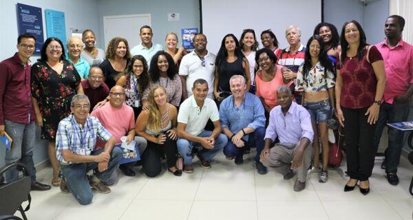 Líderes comunitários de Cabo Frio visitam a sede da Prolagos