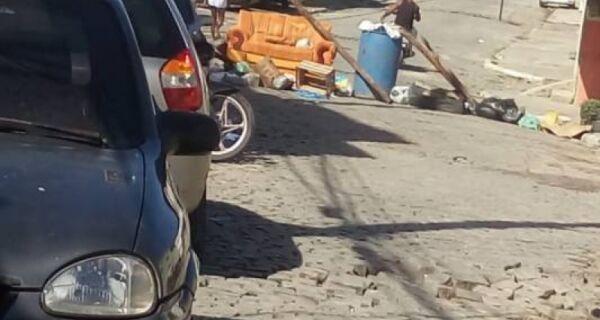 Tráfico ordena fechamento de comércio e serviços na Boca do Mato após criminoso ser ferido em tiroteio com PM