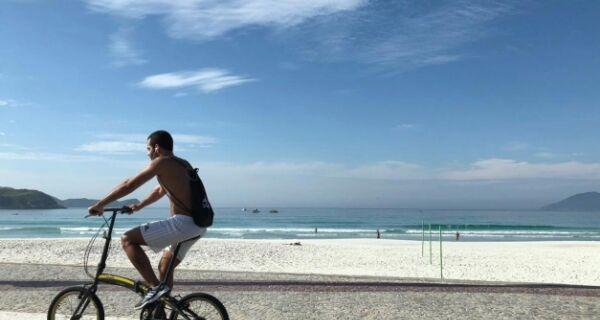 Previsão aponta fim de semana de sol em Cabo Frio