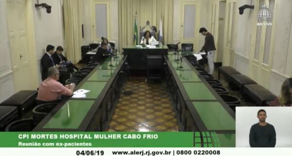 CPI do Hospital da Mulher de Cabo Frio é prorrogada na Alerj