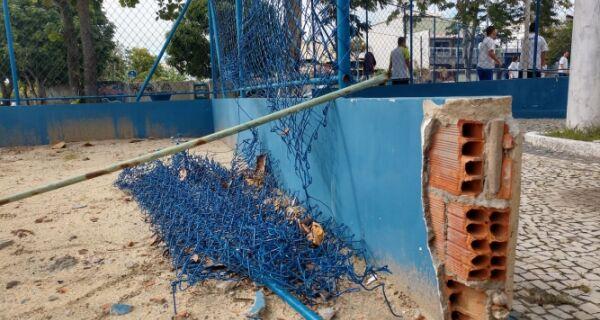 Reforma de praças de Cabo Frio é alvo de auditoria