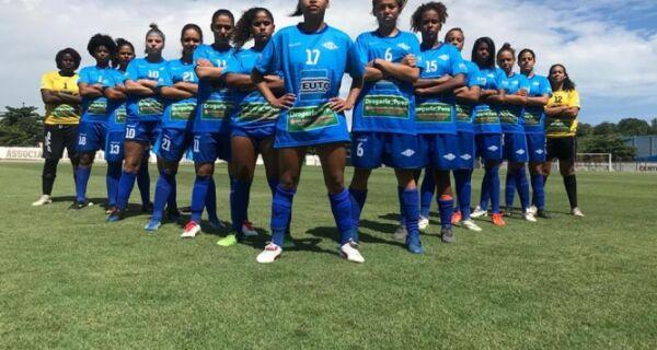 Futebol feminino respira em Cabo Frio