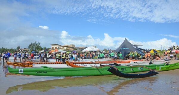 Sábado é dia de Campeonato Brasileiro Canoa Polinésia em Búzios