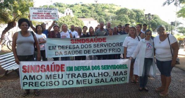 Servidores de Cabo Frio decidem fazer greve geral