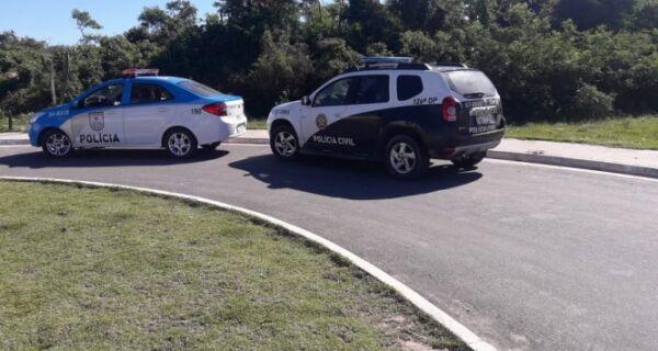 Polícia cria força-tarefa para localizar corpo do casal na área do Minha Casa, Minha Vida