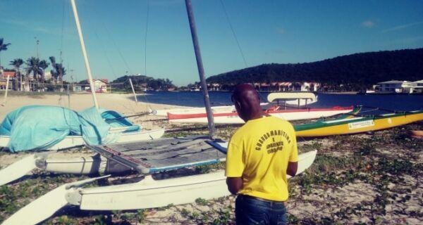 Guarda Marítima Ambiental faz mapeamento de embarcações irregulares no São Bento