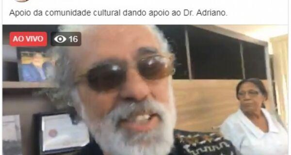 Milton Alencar é convidado para assumir Secretaria de Cultura em Cabo Frio