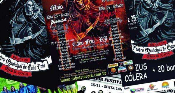 Noise Fest chega a 10ª edição em Cabo Frio