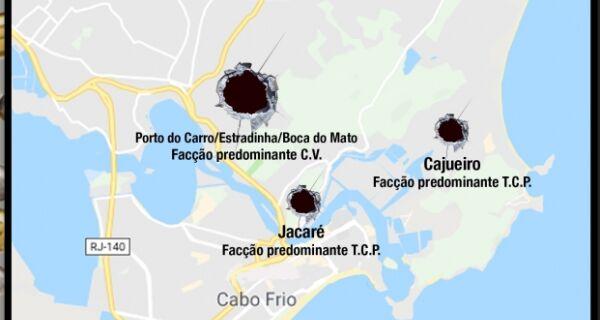 Territórios em conflito: Raio X da violência em Cabo Frio