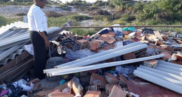 Justiça questiona demolições em Arraial do Cabo