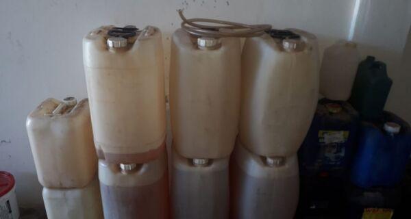 Condomínio em Unamar é multado em R$ 25 mil por armazenamento irregular de combustível