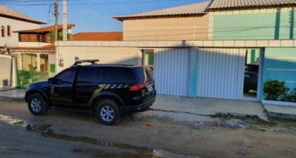 Polícia Federal prende homens acusados de tráfico internacional em Araruama