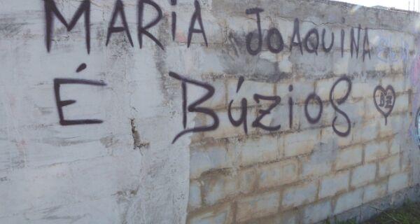 Búzios quer royalties de Maria Joaquina