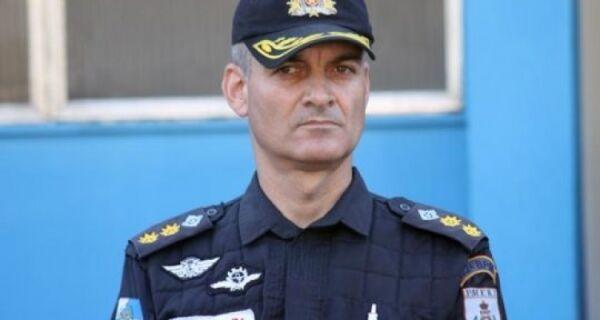Novo comandante tem como meta redução de roubos e de homicídios