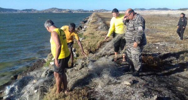 Comitê de Bacia e Consórcio Lagos São João vão dar suporte a guardas ambientais no defeso da Lagoa de Araruama