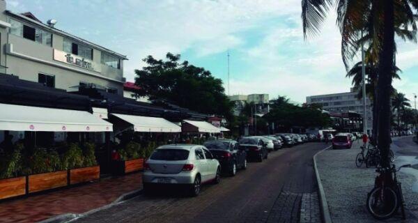 Prefeitura divulga esquema de trânsito para o Boulevard Bohemio